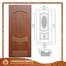 High Quality Moulded Door,melamine door ,melamine skin color