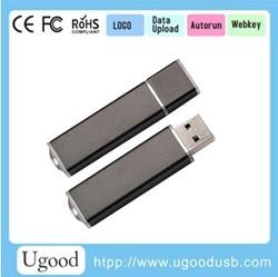 Gift USB drive,OEM bulk items Metal usb drive 8gb with plastic housing,Electronic gift usb 4gb& usb disk 32gb