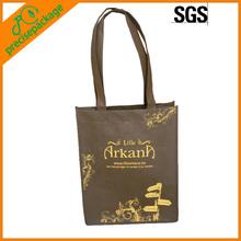 Custom reusable pp non woven shopping bags with logo