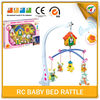 Remote Control Plastic Baby Mobile Baby Crib Musical Mobile Hanger for Infant