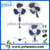 "FS-1611 high speed pp plastic 220v ac cheap 16"" electric fan 2 in 1 manufacturer"