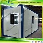 Portable ISO Certification Prebuilt Cheap Prefab Container Homes