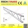 A20-DS25 aluminium flat tuss, stage truss, lighting ladder truss stand