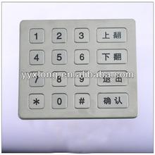 4x4 keypad access control system