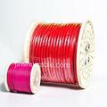 Con aislamiento de PVC alambre de cobre
