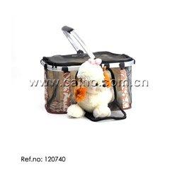 pet bag, dog bag,dog carrying bag,pet carrying bag, dog bicycle bag,dog bicycle basket(120740)