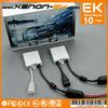 HID kit Xenon Flexible Bulb Car Headlamp Light H4-3 H13-3 9004-3 9007-3 4300K,6000K,8000K 55 watt hid xenon kit