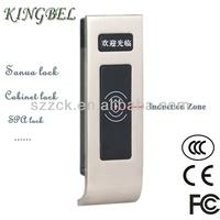 electronic rfid locker lock for SPA,sauna room,hotel,gym
