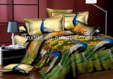 Bedsheets, bedding sets, Home Textiles, rinted bed sheets 3D
