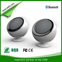 portable compatible usb/fm mini 2.1 bluetooth speaker
