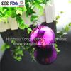 Shiny Xmas 2-part Plastic Ball Splittable Ball