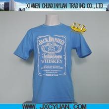 أزياء الرجال القميص كم الزمن القديم الطباعة o-- الرقبة تي-- القمصان الملابس مع شعار مخصص