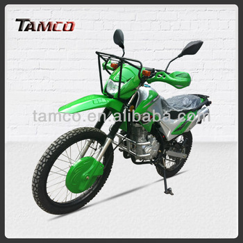 hot sale T250GY-BROZZ dirt bike kawasaki
