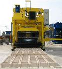 mobile concrete block making machine