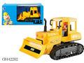 Rc brinquedos 4 canais construção caminhões& brinquedos rc crawler bulldozer caminhão brinquedos de presente