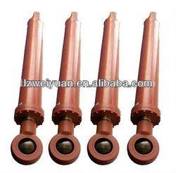 heavy duty /big bore hydraulic cylinder used for ship
