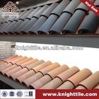 ceramic mission barrel clay roof tile