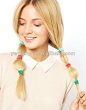 Spot Hair Elastic rubber band fashion hair rubber band