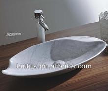 NOYA7038WM marble console sink,ityal marble sink,marble sink