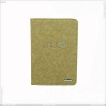 China wholesale Fashion Canvas pattern PU Leather products for mini ipad case/for ipad mini case
