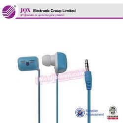 Hot sale 3.5mm Cartoon in ear earphone