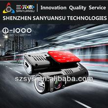 led motion sensor 1080p car dvr 2 inches hd display 5.0 Mega pixels car gps dvr car hd