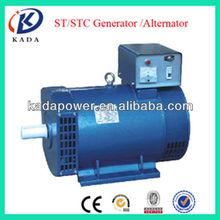 Mini Dynamo Generator 50/60hz Brush ST/STC AC Synchronous Single/Three Phase Alternators