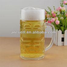 beer mug beer bottle