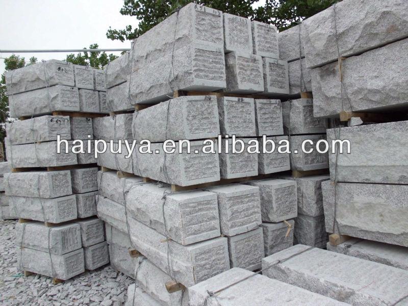 Granite Blocks For Garden G341 Granite Blocks Discounted