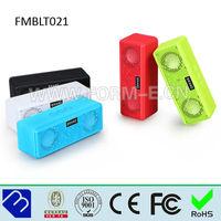 2013 hot sale hifi mini NFC bluetooth music box /speaker hi pro with mic