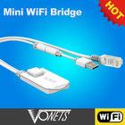 Newest VONETS VAP11N RJ45 WiFi bridge,hotel wifi set