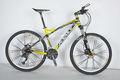 X- tasyสีเหลืองจักรยานเสือภูเขาราคา3h- ประทับตรา