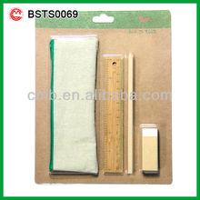 Eco Back to School Pencil Case Set