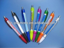 Advertising Flyer Pen Banner Pen2013 new style hot sale promotional lipstick pen