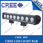 HOT SALE!!waterproof IP67 cree 80w led tractor light bar,ATV driving light in Guangzhou