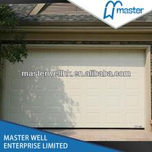 Glazed garage gate from Master