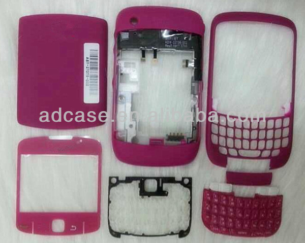 Independent design full color housing for Blackberry Phones
