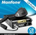 Nuevo estilo cb-40 todo el mundo cb apto de frecuencia del vehículo de coches de radio cb