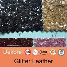 glitter paper leopard glitter leather