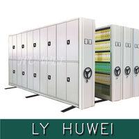 High Density Intelligent Steel Mass Shelf
