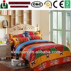 Hot sale 100% cotton reactive monkey printing bedding set