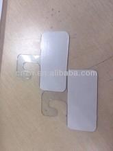 J hook self stick hang tab plastic china factory