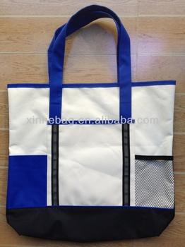 600d polyester bag with mesh pocket!