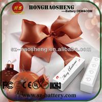 Mini Power with Digital LED Display 2600mAh Cell banca di potere