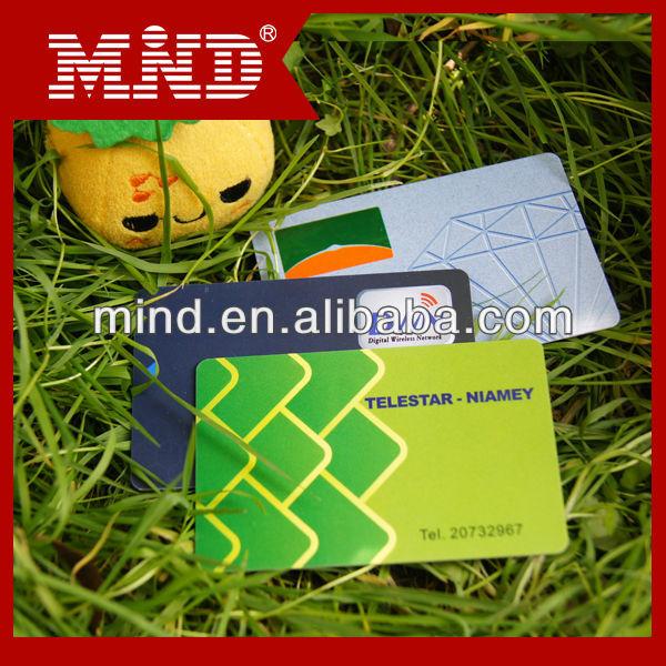 بطاقة رسومات تشيب ic البلاستيك