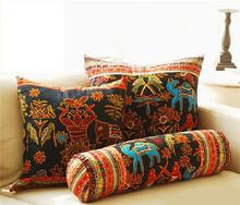 Rococo Color Pillow/ Sofa Cushion Cover/ Chair Cushion