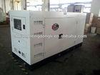 50 KVA 50kW Silent Diesel generator three phase 50hz