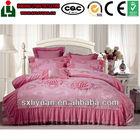 2013 Romantic 100% cotton sex wedding bedding suit