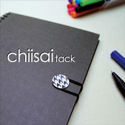 Cute design ipad case closure mini button and string
