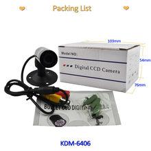 MINI Micro security cctv camera kits with 3.6mm Lens(700TVL, 420TVL)